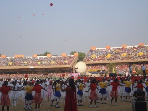 Jharkhand celebrations