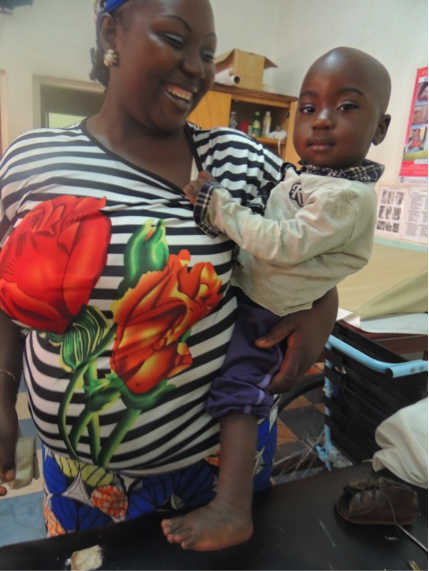 Cameroon Clubfoot Care Project